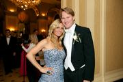 Christina and Rob Cochran were proud parents at this year's Cinderella Ball on Jan. 25 at Omni William Penn Hotel. A first-generation debutante, their daughter, Olivia Stuart Cochran, was chosen as Cinderella, as her name was picked from a ceremonial pumpkin. She danced with her father before proceeding to the Grand March.