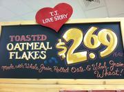 T.J. Love Story: Oatmeal Flakes