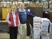ReSource This nonprofit distributes corporate surplus goods – such as office furniture, personal care items and other consumable supplies – to its member nonprofit organizations.