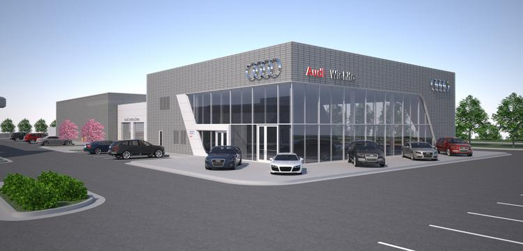 Bozeman Car Dealerships >> Wichita Luxury Collection awarded Audi, Land Rover ...