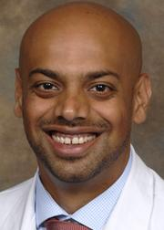 Dr. Tayyab Diwan of University of Cincinnati College of  Medicine is being recognized for his work in the Innovator category.