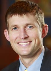 Dr. R. Michael Greiwe of Commonwealth Orthopaedic Centers is being recognized for his work in the Innovator category.
