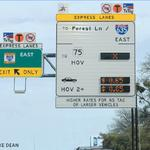 Taking a toll: How TEXpress lanes work … and don't work