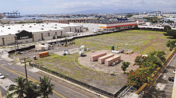 Industrial property near Honolulu's Dole Cannery sells for