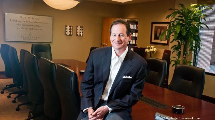 2 8 Billion Brookdale Emeritus Merger Closes Nashville