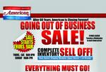 American TV latest in string of local stores to close