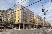 The Union Apartments at 905 Dexter Avenue N. have 284 units.