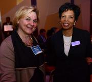 Michelle D'Souza with Bright Horizons Family Solutions and Renzie Richardson CEO of Better Thinking Better Results.