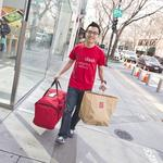 DoorDash enters food-delivery fray with much grander ambitions