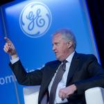 Is GE's CEO leaving soon?