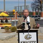 Charlotte Knights exec takes a swing at art history