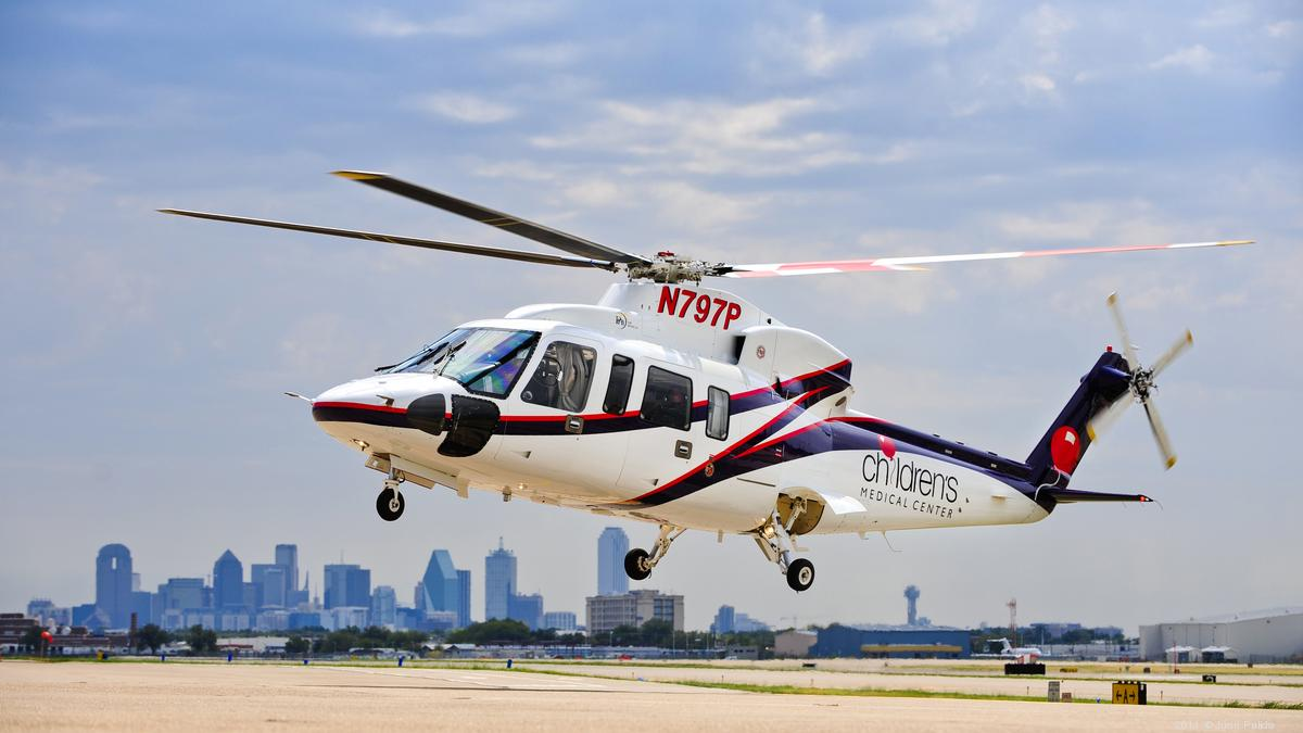 Where Dfw Helipads Are Located Interactive Map Dallas Business Journal