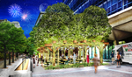 Beer garden coming to Independence Mall