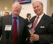 Thomas Barbuti, partner, Whiteford, Taylor & Preston LLC; Larry Koch, managing director, Columbia National Real Estate Finance LLC
