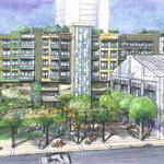 Kakaako residents protest height limits for Castle & Cooke, Kamehameha Schools' projects