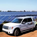 Strata finishes solar farms in Hickory, Efland