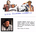 Dayton-native, comic great Jonathan Winters dead at 87