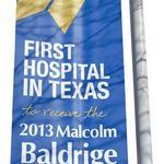 No Baldrige for Baylor: center declines award
