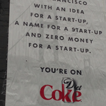Coca-Cola denies its 'You're On' campaign is about the other coke