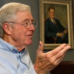 Charles Koch fires back at Obama's renewable energy slight