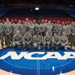 Community donates thousands of NCAA First Four tickets to military, local students