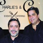 Brothers reap rewards from booming catering industry