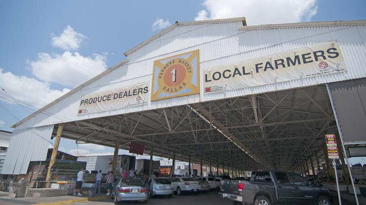 The Dallas-based company was one of the first produce distributors at the Dallas Farmers Market.
