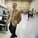 Former Milwaukee Ballet director <strong>Buehler</strong> to lead Oregon Ballet