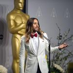A look at the Oscars from the interview room