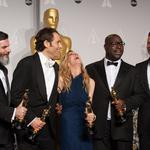 More observations from the Oscar press room