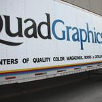 Quad/Graphics reports mixed results in 1Q