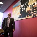 Lenovo's Gerry Smith: The man with the pep talks preps for integration