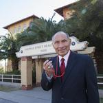 Harris County hospital leader is out