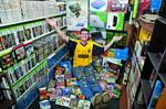 From hobby to business: Hamburg man wins with video games