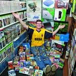 World's largest video game collection up for sale