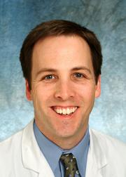 Dr. Randy Jones of Providence St. Vincent Medical Center.