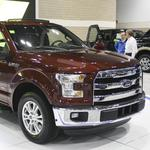 Ford F-150 is the star of locally made auto sales in March