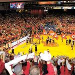 Report: UD's tournament run worth $72M to city