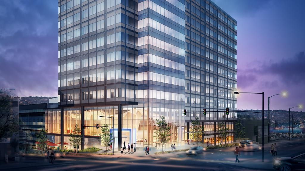 amazon office space. exclusive amazon gobbles another big chunk of office space in seattle puget sound business journal