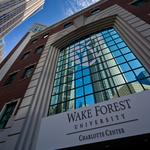 Wake Forest to end traditional MBA program
