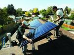 Wisconsin's solar industry jobs growth jumped 45% in 2016
