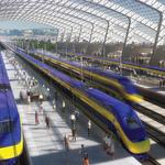 High-speed rail board approves Fresno to Bakersfield route