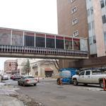 125 N. Market skybridge improvements under way