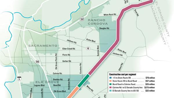 New Director Derek Minnema To Focus On Long Term Funding For Capital Southeast Connector Project Sacramento Business Journal