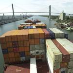 Savannah port project clears Congress