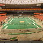 Judge Emmett sets meeting to discuss Astrodome's future