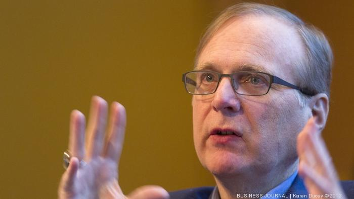 Paul Allen's foundation is looking to give grant money to artificial intelligence researchers.