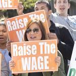 Maryland minimum wage and pot easing pass, TV tax credits fail
