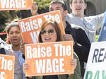 Fast-food workers plan strike before Milwaukee Democratic debate