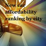 Denver ranked against 25 cities in new-car affordability study (Slideshow)